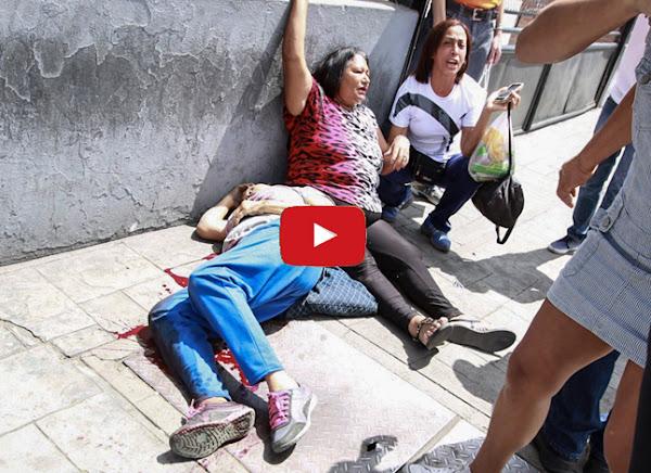 Colectivos mataron a tiros a dos votantes en Catia