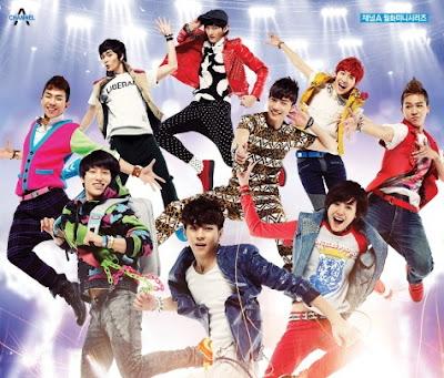 Znalezione obrazy dla zapytania K-pop Ultimate Survival