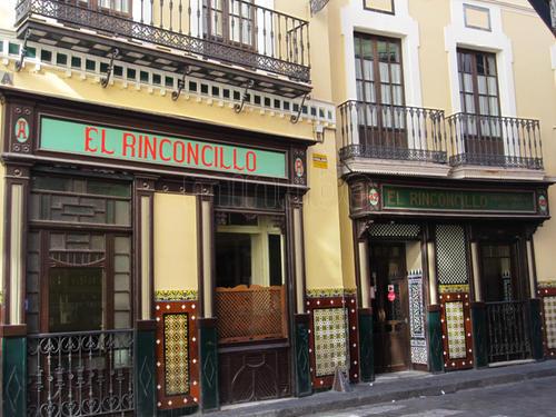 El Rinconcillo em Granada