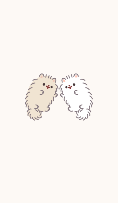Pomeranian Mochi -Basic-
