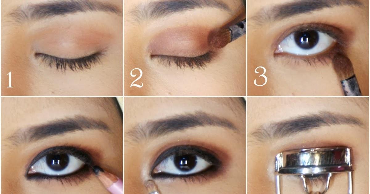 How To Do Natural Eyeshadow Cara Membuat Eyeshadow Natural
