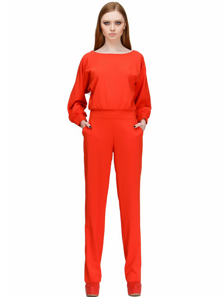 jumpsuit rossa tendenza jumpsuit jumpsuit rosse red jumpsuit tendenze primavera estate 2017 fashion blog italiani fashion blogger italiane blog di moda blogger italiane di moda colorblock by felym mariafelicia magno