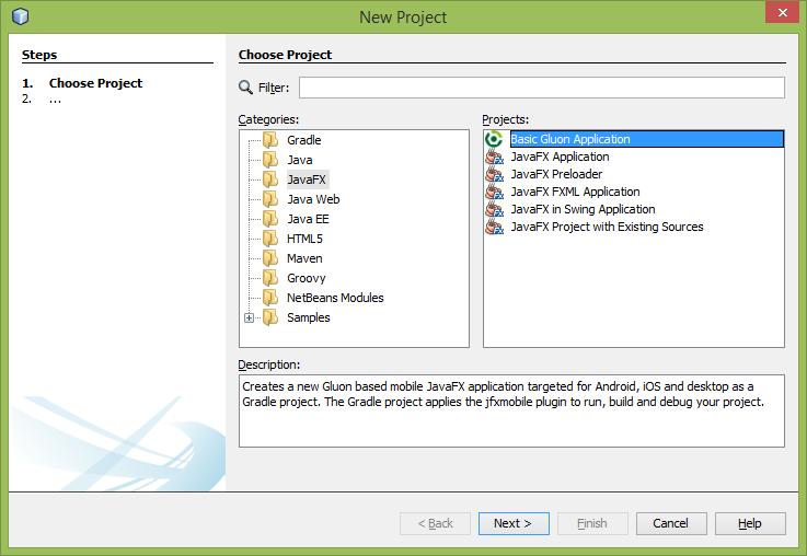 JPereda's Coding Blog: JavaFX on mobile, a dream come true!