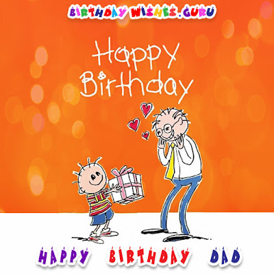 birthday message for father,happy birthday dad cards