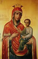 Maica Domnului, Preasfanta Nascatoare de Dumnezeu, Rugaciuni la Maica Domnului, Icoanele Maicii Domnului