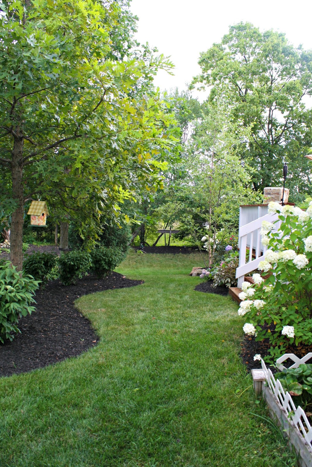 Backyard Tour 2015 From Thrifty Decor Chick