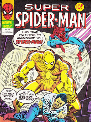 Super Spider-Man #308, Lightmaster
