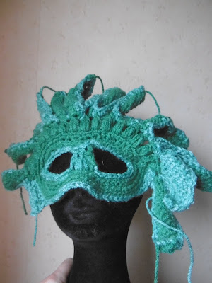 la reverdie, masque crochet 2, malooka