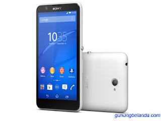 Cara Flashing Sony Xperia E4 E2104