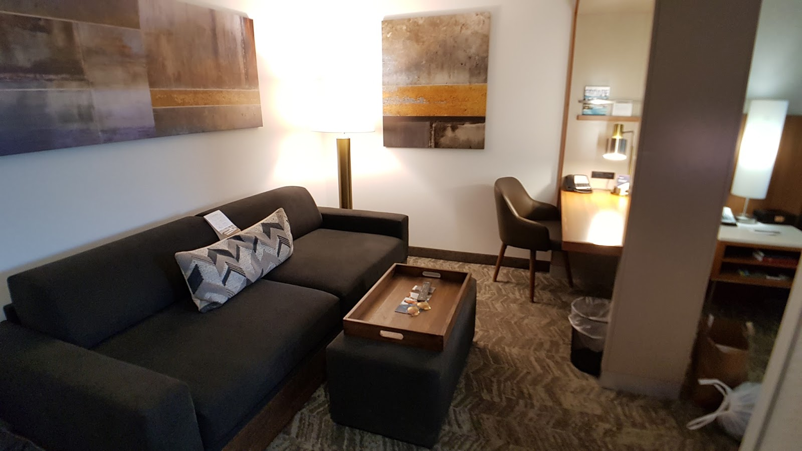 5th Stay:SpringHill Suites Madera