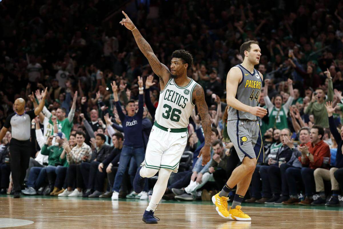 Celtics: Marcus Smart out 4-6 weeks with partially torn oblique muscle