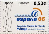 EXPOSICIÓN MUNDIAL DE FILATELIA