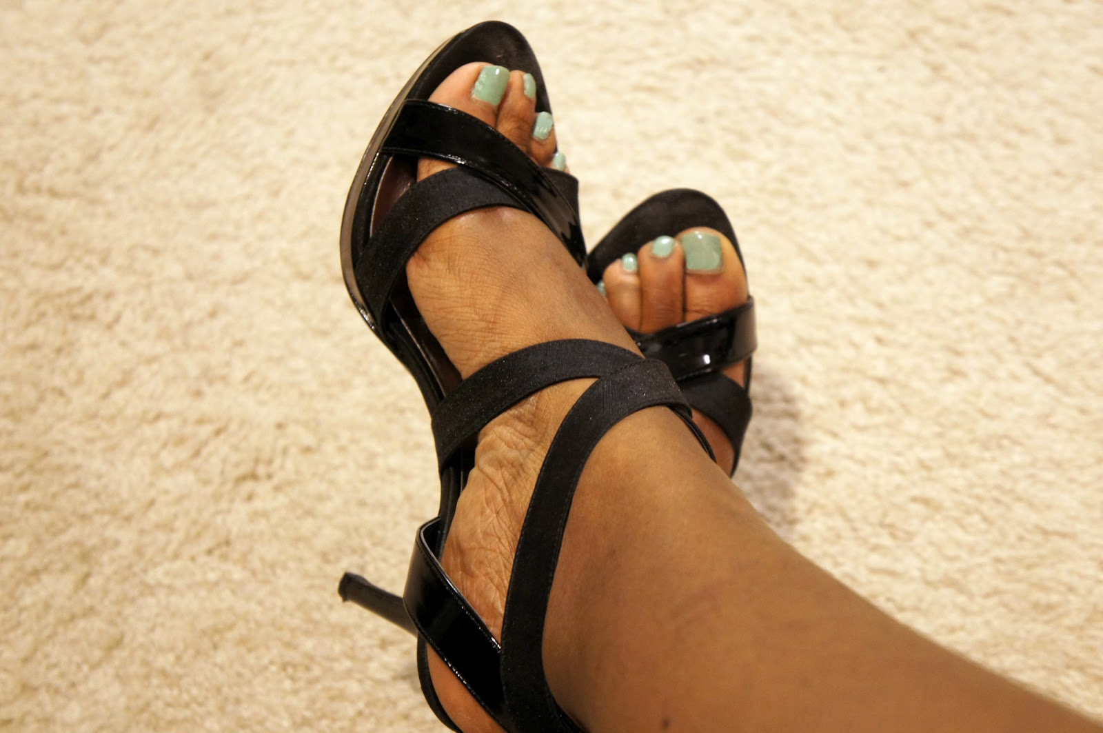 Feet ebony pics — photo 2