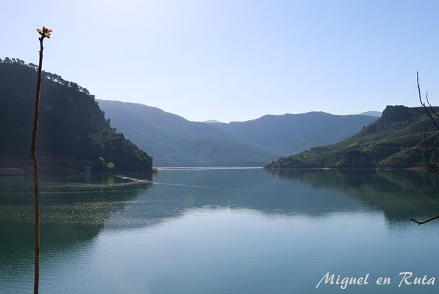 Embalse-Tranco-Cazorla