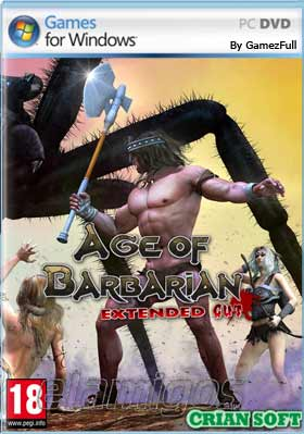 Age of Barbarian Extended Cut PC Full Español | MEGA