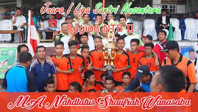 Liga Santri Nusantara 2016