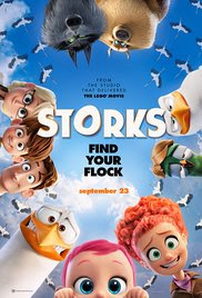 Watch Storks Movie Online Free