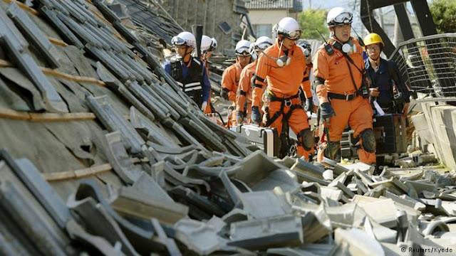 Suzuki Kucurkan Rp 350 Juta untuk Gempa Jepan