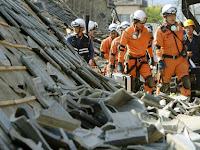 Suzuki Kucurkan Rp 350 Juta untuk Gempa Jepang