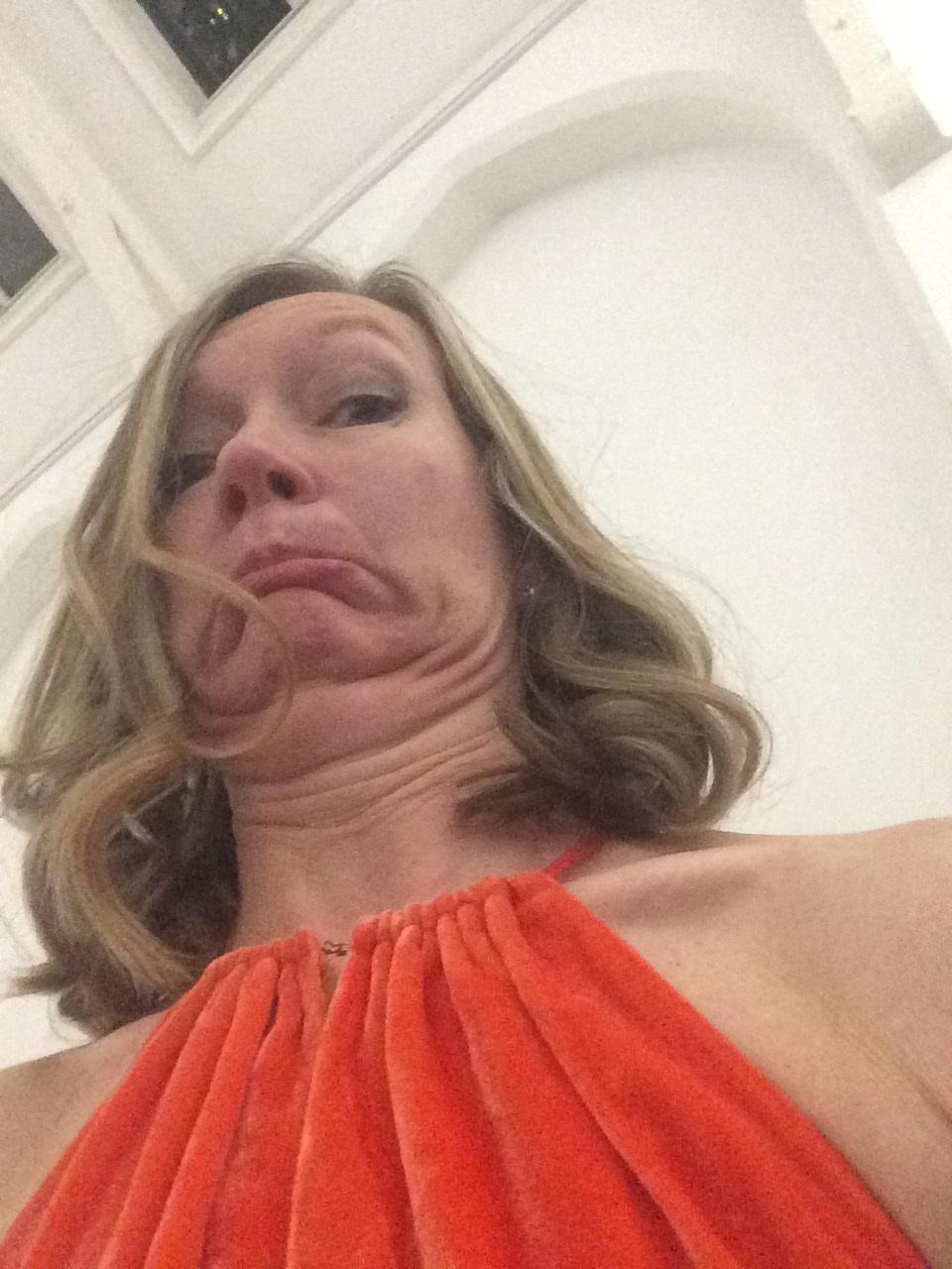 Ugly selfies pics