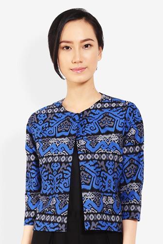 Model Bolero Batik Lucu Dan Modern