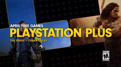 April 2019 PlayStation Plus Free Games