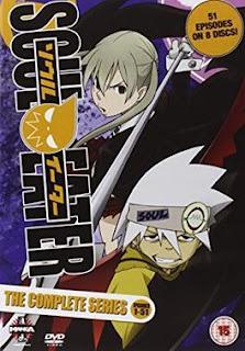 Anime Mirip Soul Eater