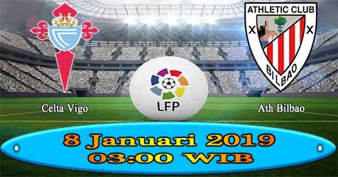Prediksi Bola855 Celta Vigo vs Ath Bilbao 8 Januari 2019
