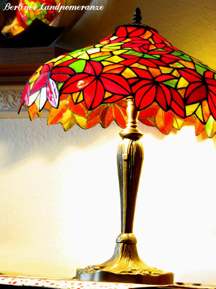 Tiffany Lampen Berlin : berliner landpomeranze ein berlin gartenblog lampen tango ~ Sanjose-hotels-ca.com Haus und Dekorationen