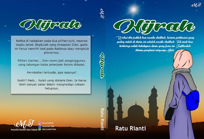 Review Buku Hijrah Karya Ratu Rianti