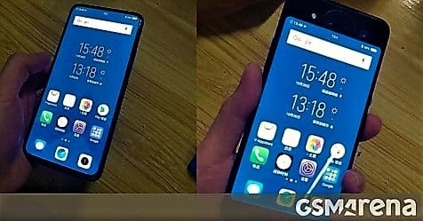 can hold upward launched before long equally the Vivo Nex upgraded version Vivo Nex two coming amongst the dual-displays