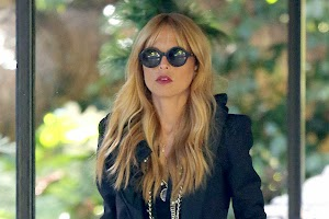 Rachel Zoe appeared in public with a newborn son