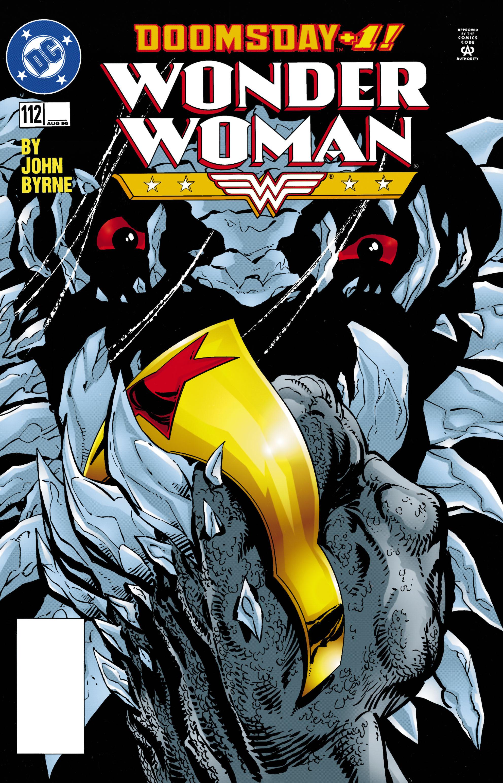Read online Wonder Woman (1987) comic -  Issue #112 - 1