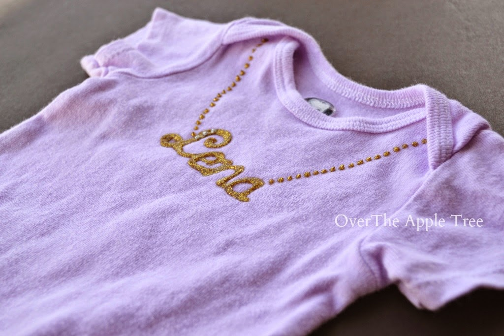 Embellished Onesies >> Over The Apple Tree
