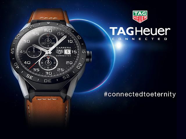 bd32691fce2 A TAG Heuer é um empresa Suíça mundialmente conhecida pelos seus relógios e  acessórios de moda. Com a evolução da tecnologia