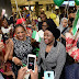Nigerians In US Welcomes Aisha Buhari (SEE PHOTOS)