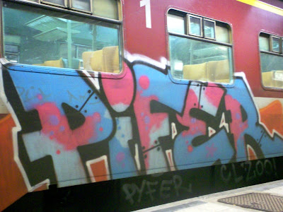 Pifer graffiti