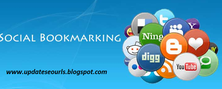 High PR 6 and PR 7 Dofollow Social Bookmarking Sites List in