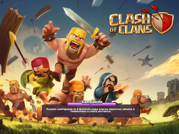 Clash of Clans alcanza 500 millones de descargas en Play Store