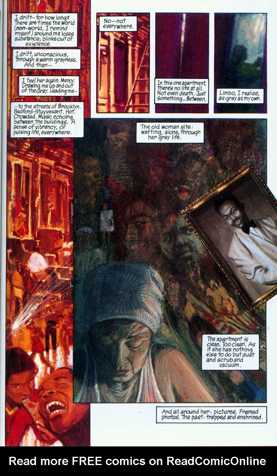 Read online Mercy comic -  Issue # Full - 26