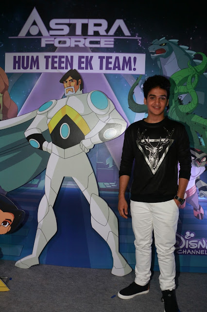 Faisal Khan at the screening of Astra Force