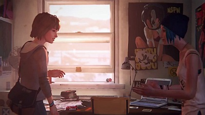 Life Is Strange (Game) - Episode 1 Launch Trailer - Screenshot