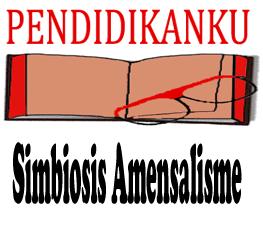 Simbiosis Amensalisme