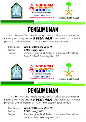 indonesia internasional book fair 2016
