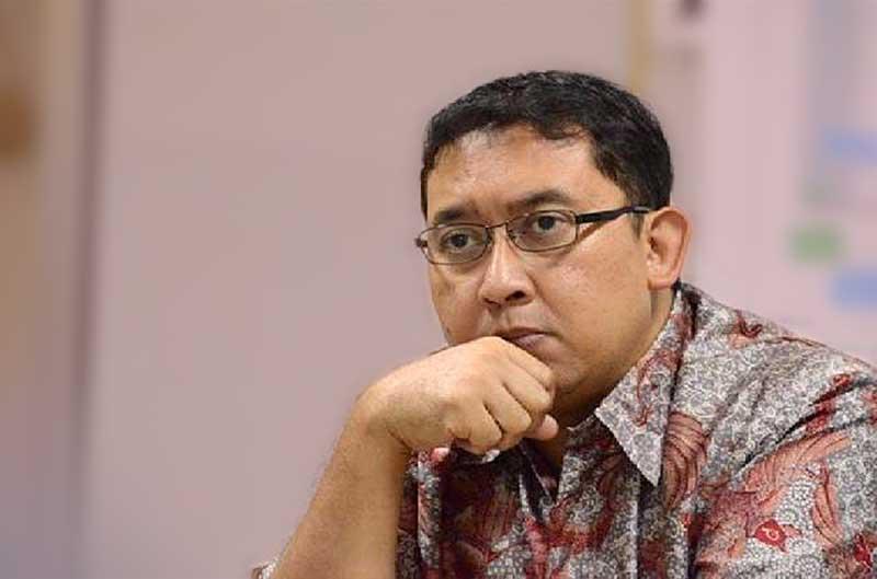 Fadli Zon: Sepanjang 2017, Hukum jadi Alat Kekuasaan