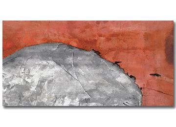 pink art, pink and grey art, large wall art, abstract art, terracotta, original art, buy art, gallery art, Sam Freek, contemporary art,