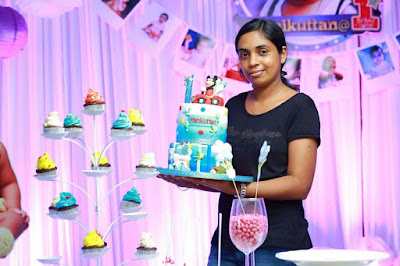 trendy birthday cakes in kochi