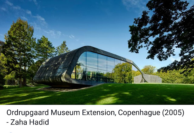 Bảo tàng Ordrupgaard mở rộng