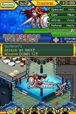 Slăbiți - deblocați gătitul și găsiți Greymon - Digimon World - următoarea comandă
