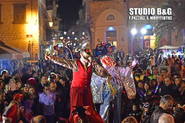 Το «Βενετσιάνικο Ναυπλίο» και οι ταραντέλες συγκεντρώνουν τα βλέμματα φέτος τις απόκριες